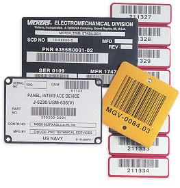 Express Barcode Labels and tags