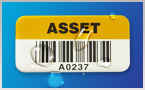 Asset Tags resist Harsh Chemicals